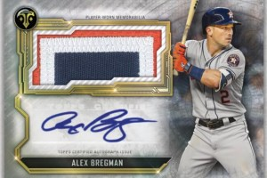 Pack Preview: 2020 Topps Triple Threads