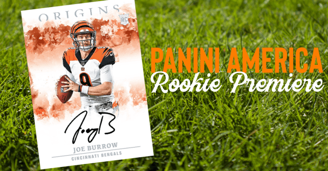 Panini America Unveils First Eight Rookie Premier Players