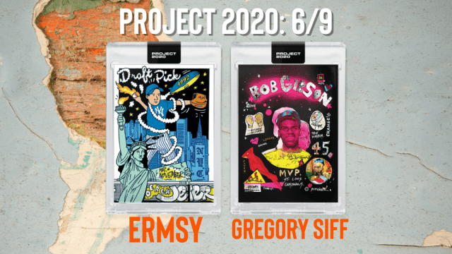 Topps Project 2020: 6/9