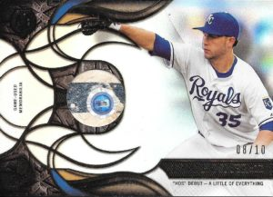 2016 Topps Tribute Eric Hosmer Game Used Card