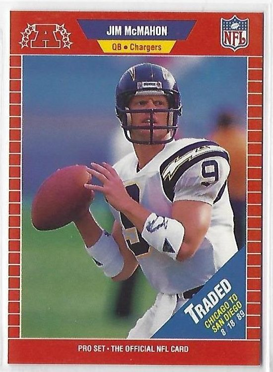 1989 Pro Set Football Card Price Guide Sports Card Radio
