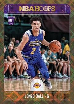 bf6f905b9 2017-18 Panini NBA Hoops Basketball Checklist - Sports Card Radio