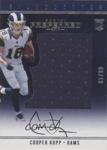 17dab48fc 2017 Panini Preferred Football Box Checklist - Sports Card Radio