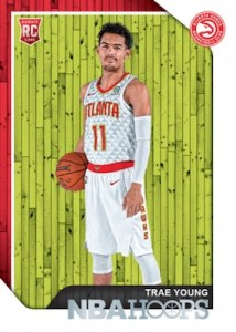 The base set delivers first cards of the 2018-19 NBA rookie class in their  NBA uniforms 2fca5c692