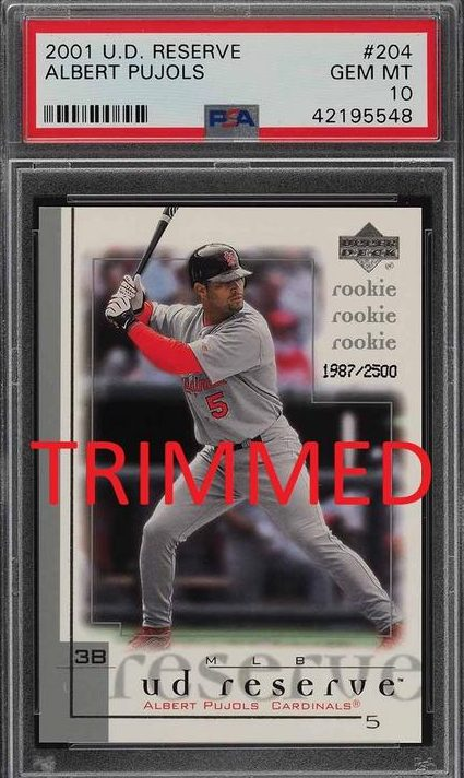 f23c424819c 2001 Upper Deck Sp Authentic Ichiro - Sp Limited Serial Numbered: 24/50.  Evidence: Blowout Cards Seller: PWCC