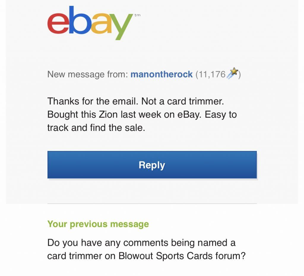 Charlie Barokas Is A Sports Card Trimmer Sports Card Radio