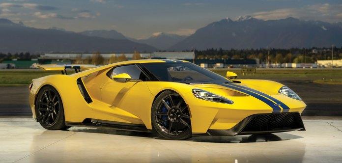2017 Ford Gt Sports Car Market