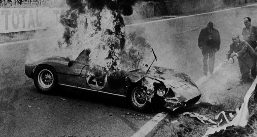 james dean car accident
