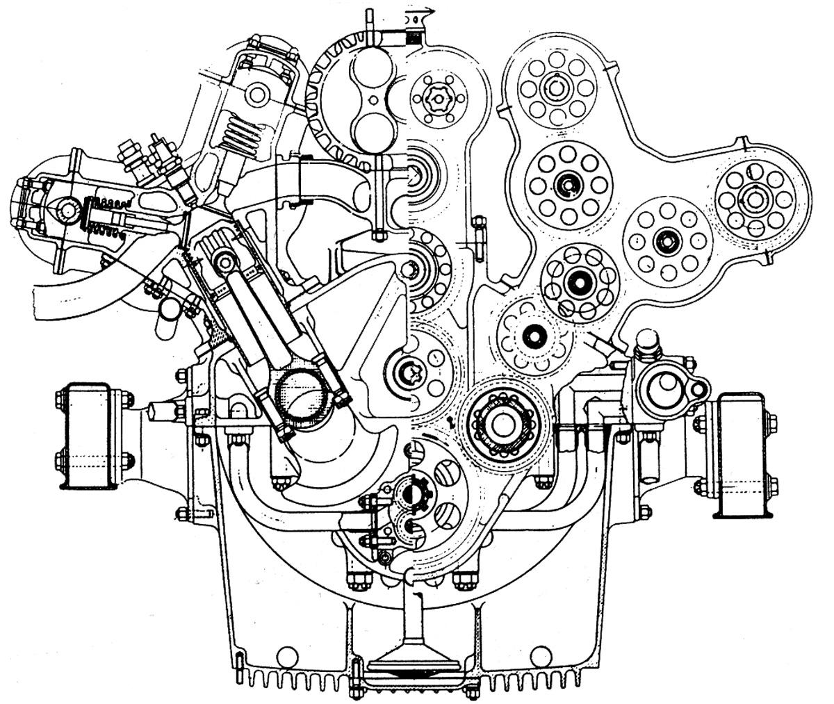 Alfa 16 Cylinder