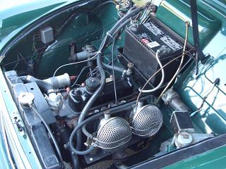 1960 Morris Minor 1000 Pickup Sports Car Shop