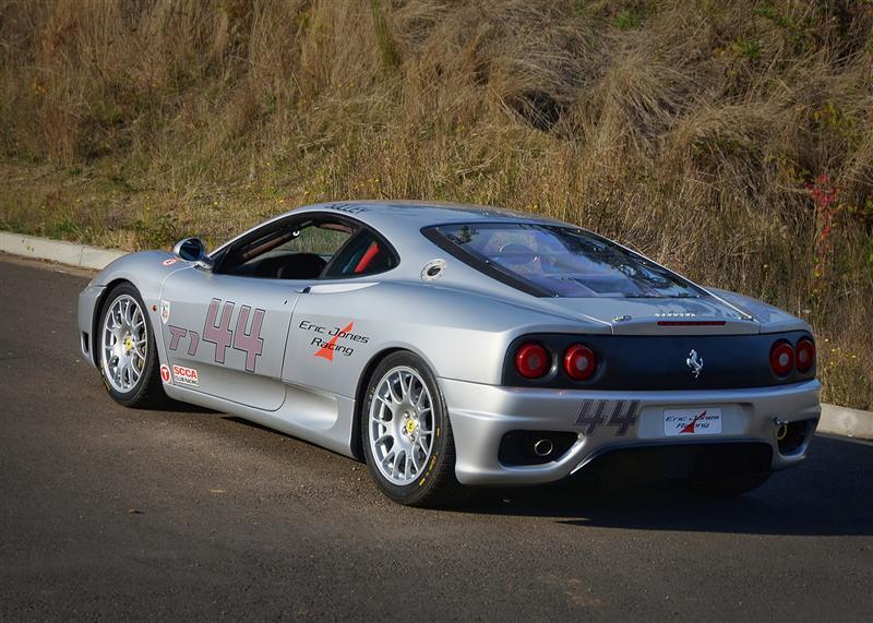 2002 Ferrari 360 Challenge Scca T1 Sports Car Shop