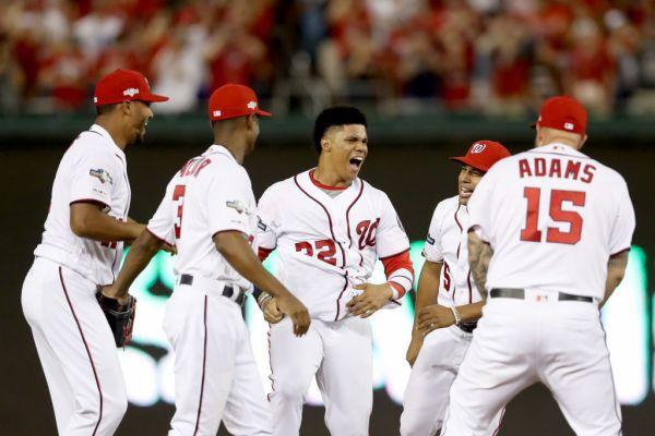 MLB Update: Stephen Strasburg and Juan Soto Lead Washington Nationals to a Wild Card Win