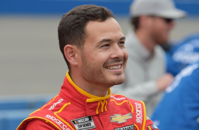 Kyle Larson Fans Just Got the News They've Been Waiting to Hear