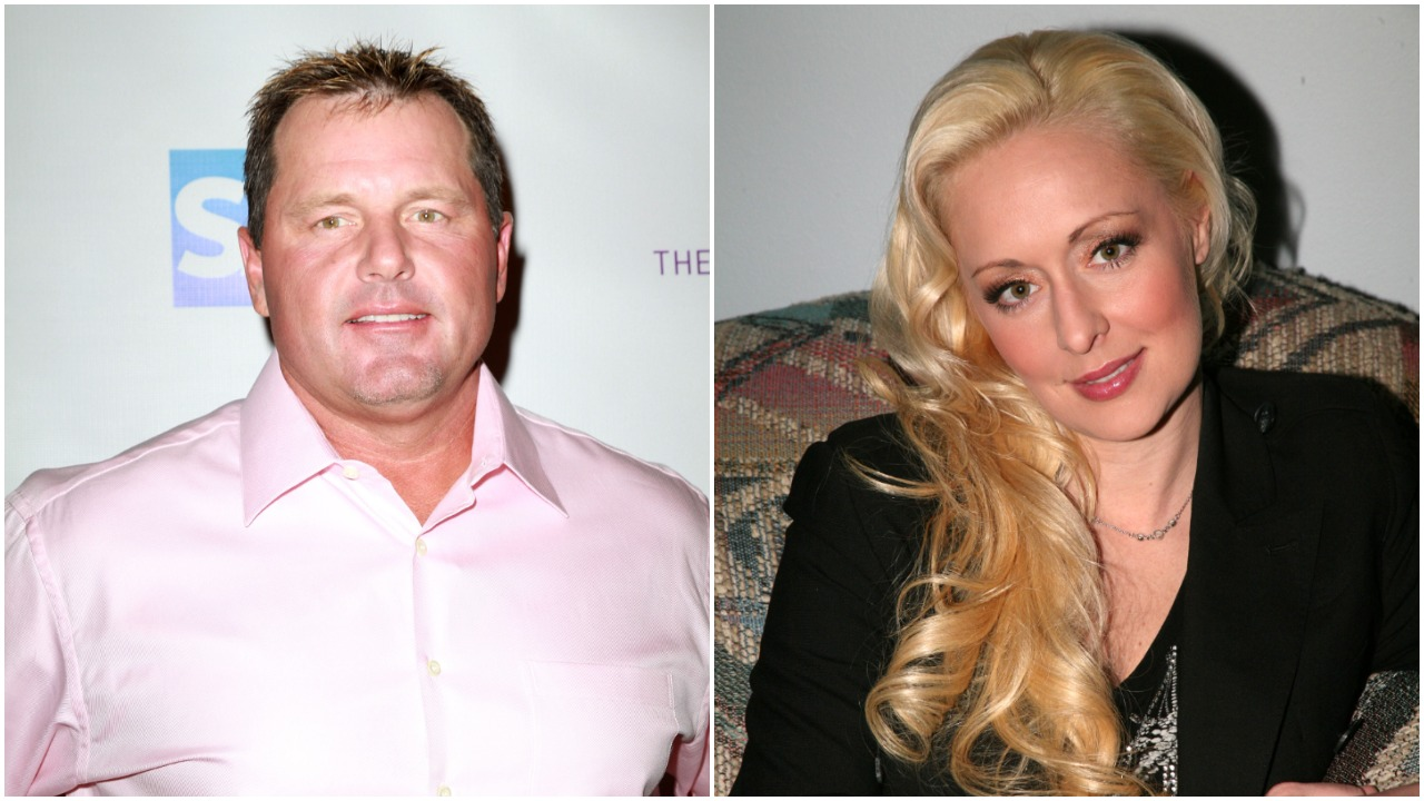 Roger Clemens Mindy McCready