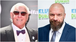 Ric Flair reveals the touching gift he received from Triple Ha after the shocking death of his youngest son, Reid Flair