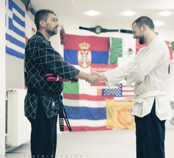 Taekwondopruefung Diamantis & Onur 2017-8271
