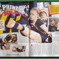 Princess schlägt zu - Kickboxen & Mädchen