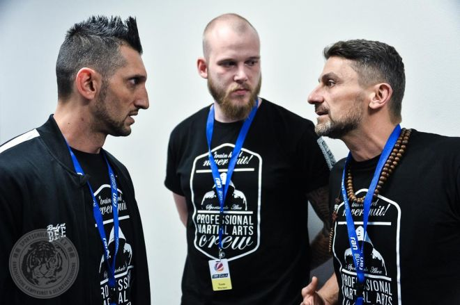 Coach, Cutman, Meister