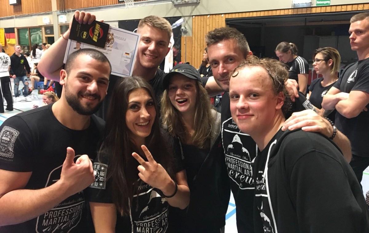 IDM - 20 Internationale Deutsche Meister aus der Sportschule Alex