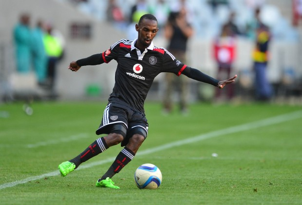 Image result for Orlando Pirates winger Thabo Rakhale