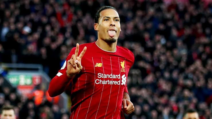 """Van Dijk """"likely"""" to return for Liverpool this season."""