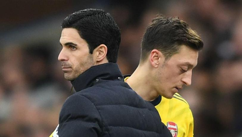 Former interim-manager and Arsenal Legend Freddie Ljungberg speaks out on the dismissal of Arsenal midfielder Mesut Ozil from the team squad.
