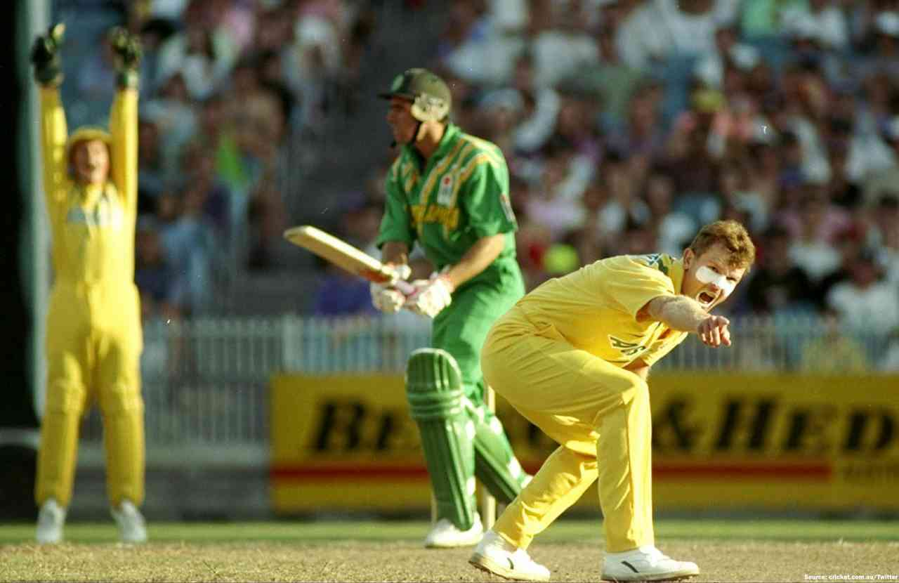 Photo of Best Bowling Spells At Cricket World Cup 1987 – 100 News