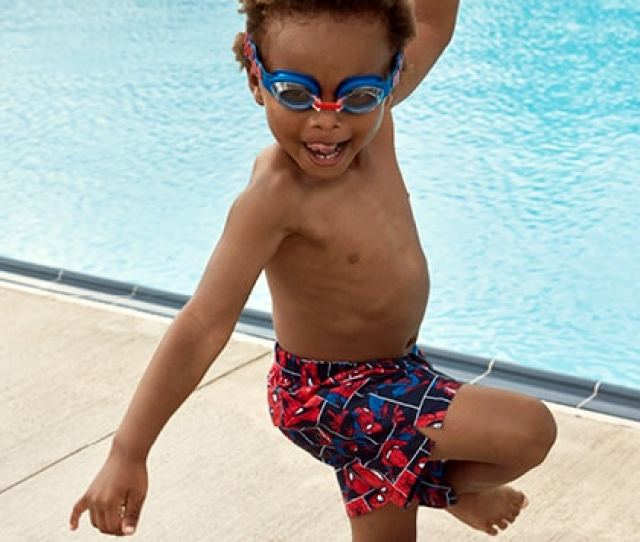Boys Swimwear Exercise And Fashion