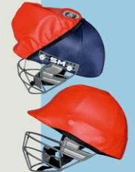 Helmet wrap