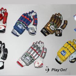 IPL Style gloves