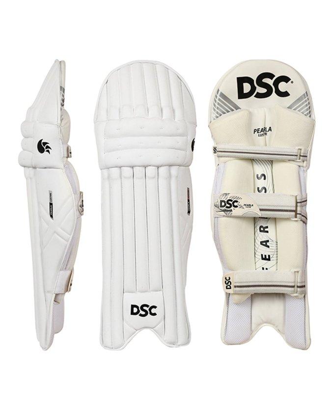 ExternalLink DSC Pearla Lustre Cricket Batting Pad Mens 2019 Main nw 2020 c51d4d7e c484 483e b59d 2c5c62bcc86a