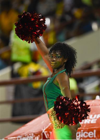 Guyana Amazon Warriors v St Lucia Zouks - Hero Caribbean Premier League (CPL) – Match 13