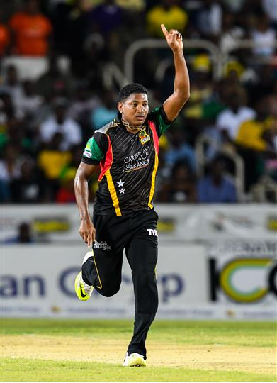 Jamaica Tallawahs v St Kitts & Nevis Patriots - Hero Caribbean Premier League (CPL) – Match 17