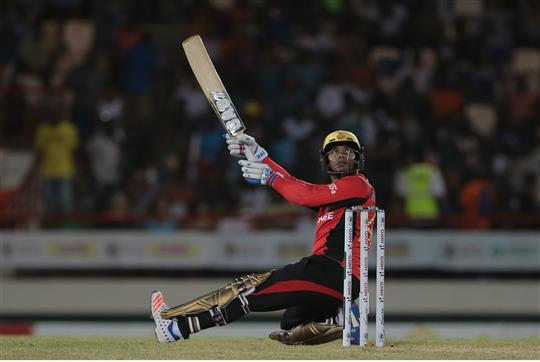 St Lucia Zouks v Trinbago Knight Riders - Hero Caribbean Premier League (CPL) – Match 24
