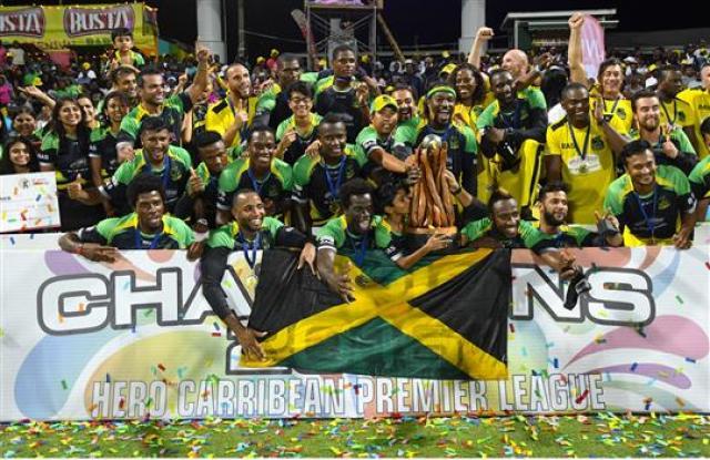 Guyana Amazon Warriors v Jamaica Tallawahs - Hero Caribbean Premier League (CPL) – Final - Match 34