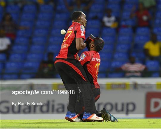 St. Lucia Zouks v Trinbago Knight Riders - Hero Caribbean Premier League (CPL) – Play-off - Match 32