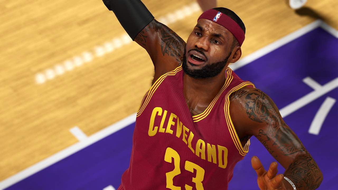 NBA 2K15 Review Midterm Grades Sports Gamers Online
