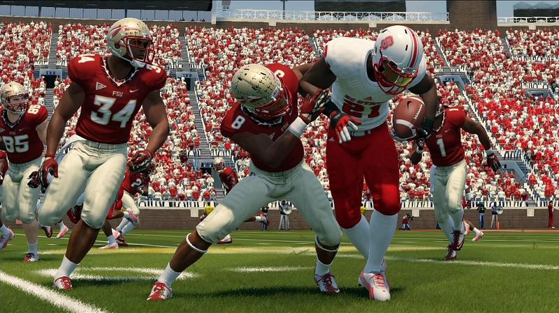 NCAA Football Return Florida State