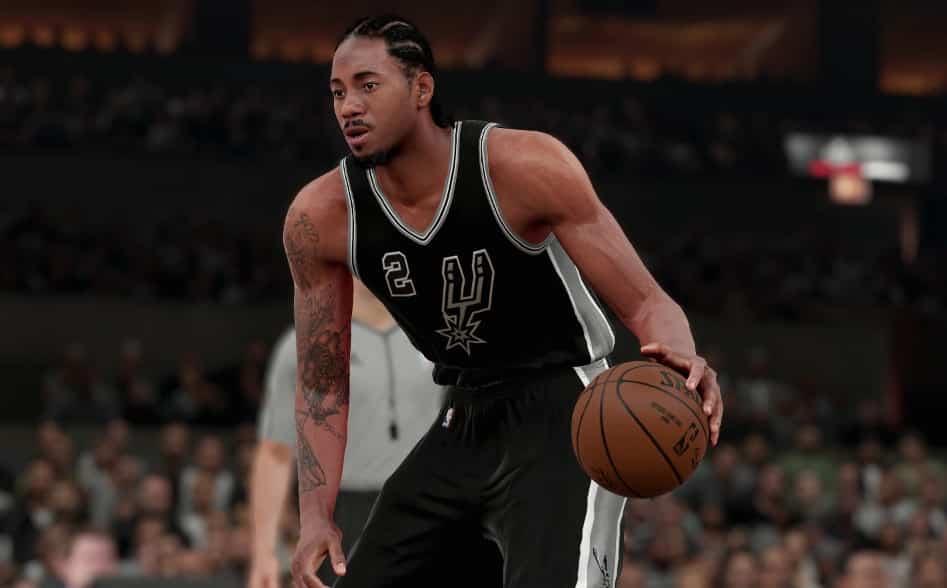 NBA 2K16 Roster Update Kawhi Leonard