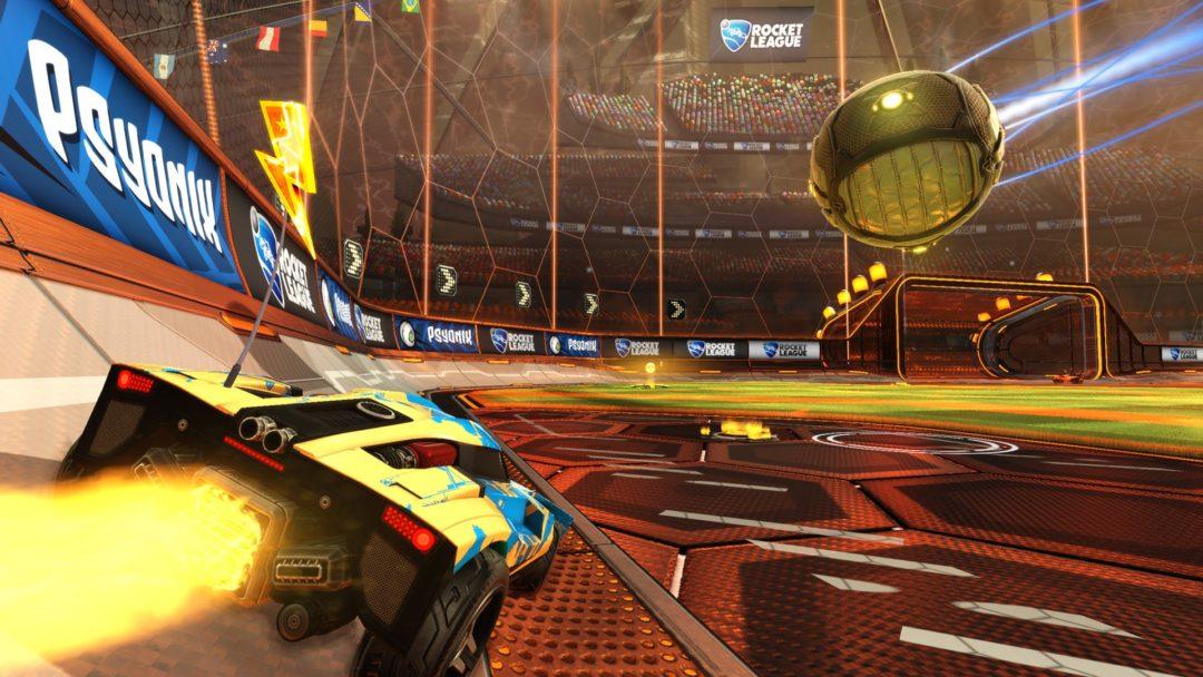 rocket league cross network play xbox playstation