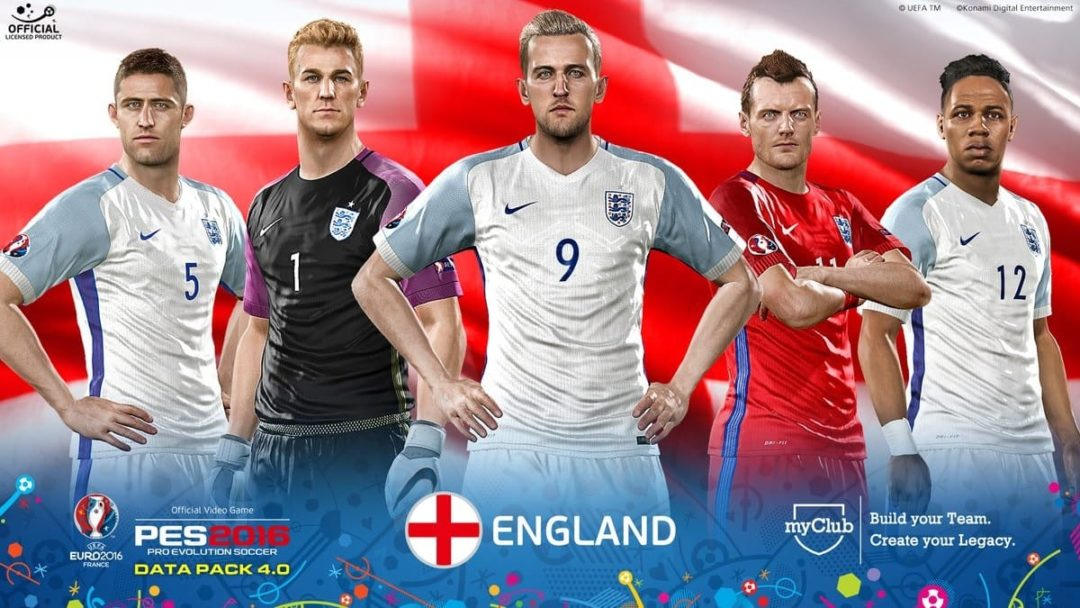 pes 2016 patch 1.05 data pack 4 england