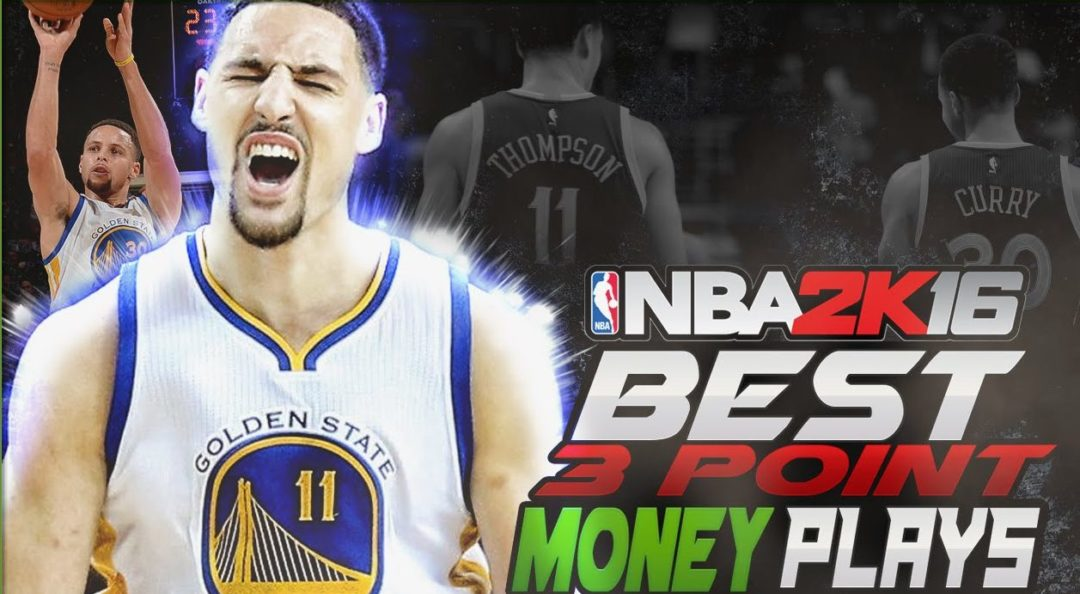 nba 2k16 tips 3 point money plays