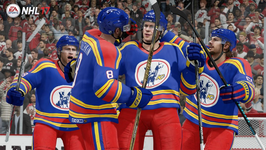 NHL 17 Introduces Synergy To HUT Sports Gamers Online