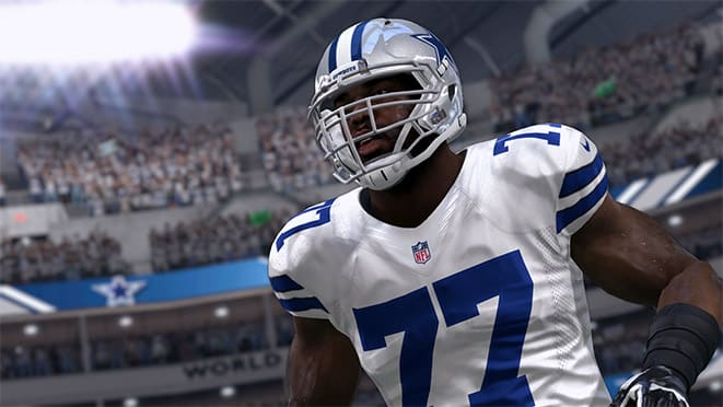 madden 17 offensive linemen player ratings tyron smith