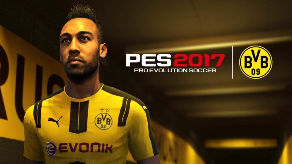 PES 2017 Dortmund partnership