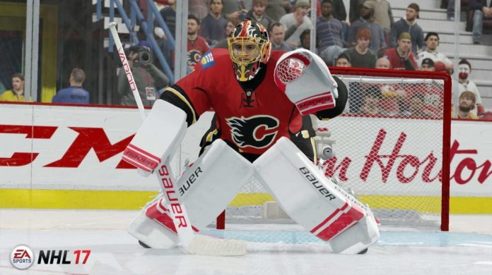 NHL 17 DAY 1 PATCH NOTES GOALIE