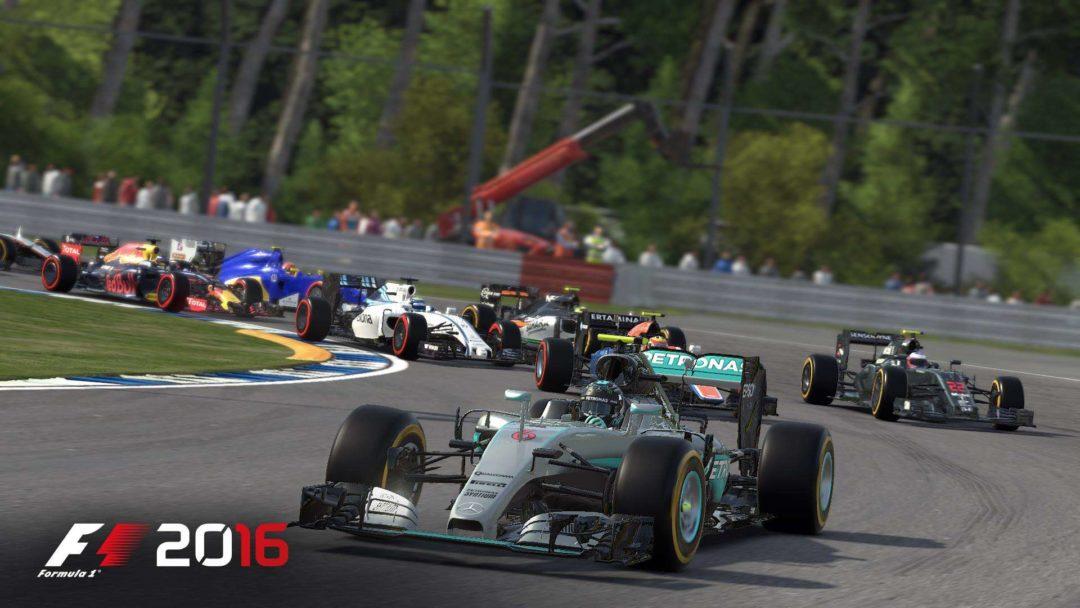 F1 2016 - Patch 1.06