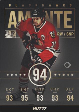 Chicago Blackhawks: Tony Amonte