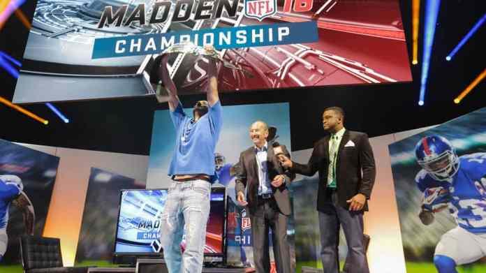Madden NFL 17 Championship Series