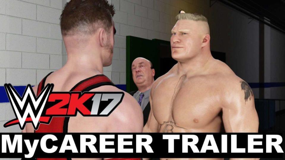 WWE MyCAREER Trailer